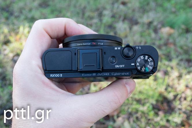 Sony RX100 Mark II