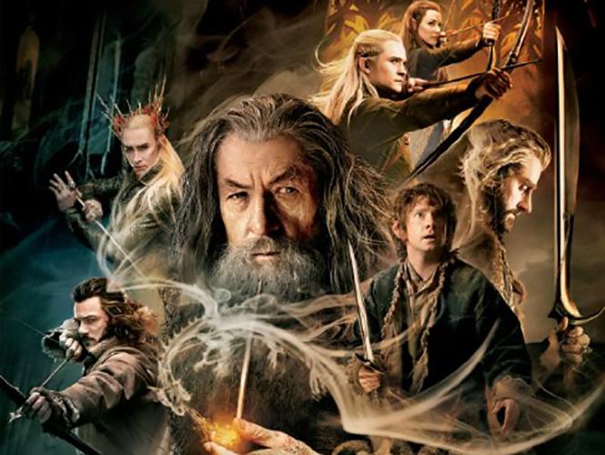 """Δείτε σκηνές από τα γυρίσματα του """"The Hobbit: The Desolation of Smaug"""""""