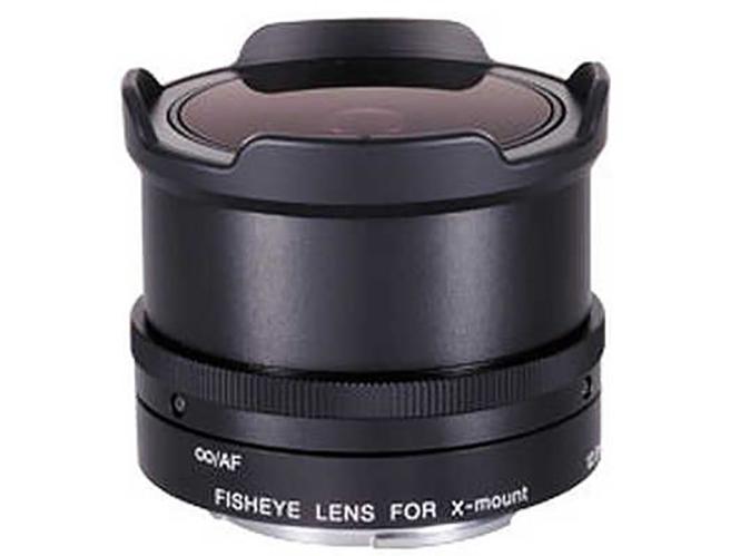 Νέος φακός Toda Seiko 12mm f/7.4 Fisheye για Fujifilm και Sony