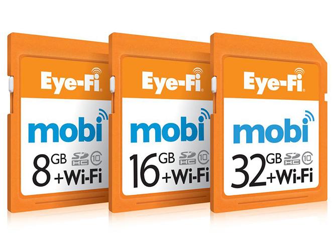 Η Eye-Fi ανακοίνωσε εφαρμογή για την ασύρματη μεταφορά φωτογραφιών σε Η/Υ