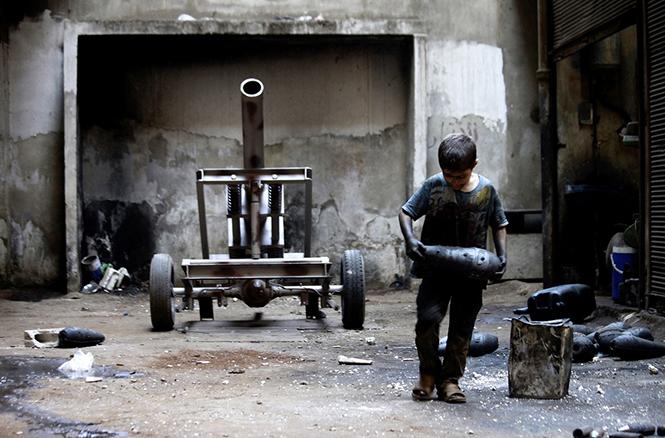 Hamid Khatib/Reuters
