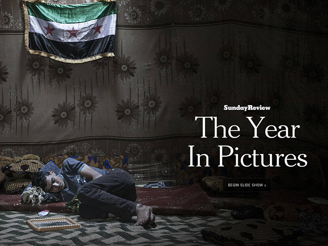 Οι The New York Times μας παρουσιάζουν το 2013 σε εικόνες