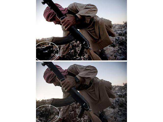 Το Associated Press διακόπτει τη συνεργασία του με φωτογράφο που αφαίρεσε στοιχεία από εικόνα φωτορεπορτάζ