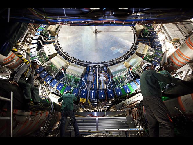 Η τέχνη συναντά την επιστήμη στο Accelerate@CERN