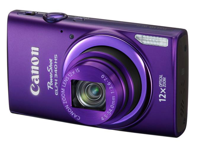 Canon PowerShot ELPH 340