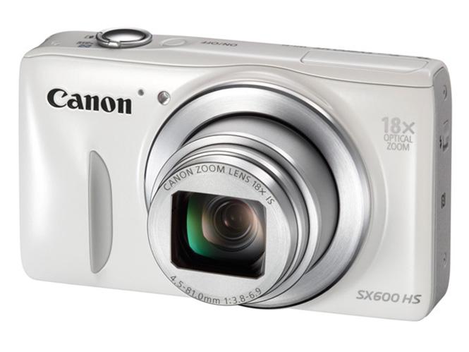 Canon PowerShot Canon PowerShot SX600 HSHS-5