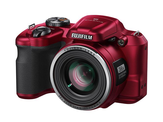 Fujifilm Finepix S8600, 16 megapixels με 36x zoom