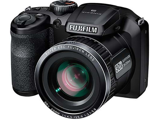 Κέρδισε μία Fujifilm FinePix S4800