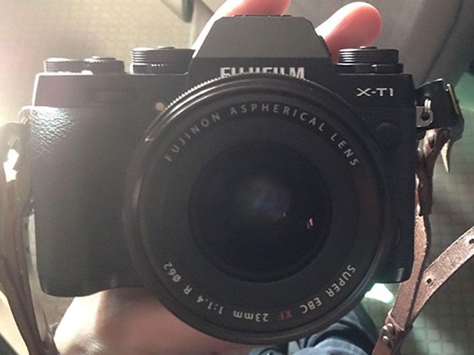 Πρώτες εικόνες της Fujifilm X-T1 από όλες τις γωνίες. Ποια θα είναι η τιμή της;