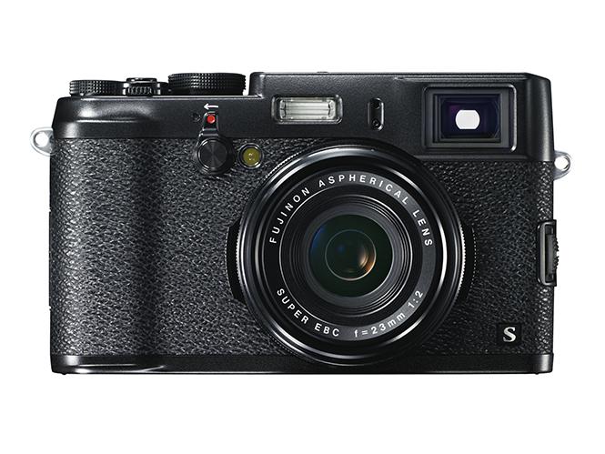 Fujifilm X100s μαύρη