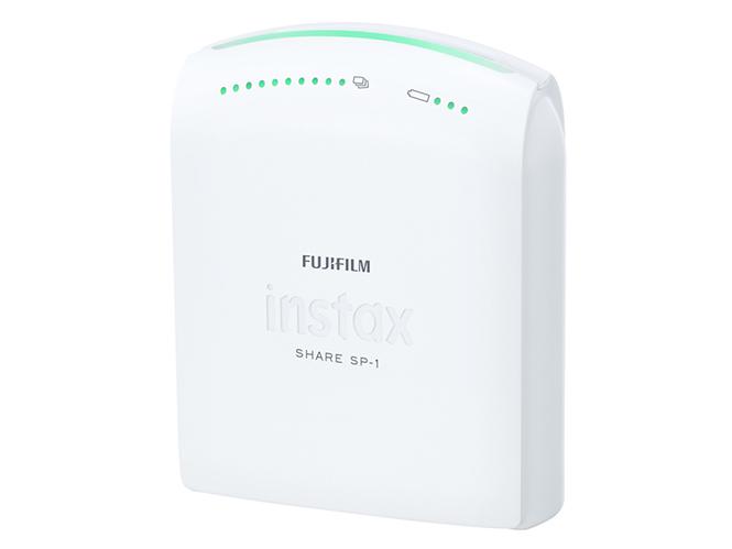 Η Fujifilm παρουσιάζει τον νέο φορητό εκτυπωτή Fujifilm instax SHARE Smartphone Printer SP-1