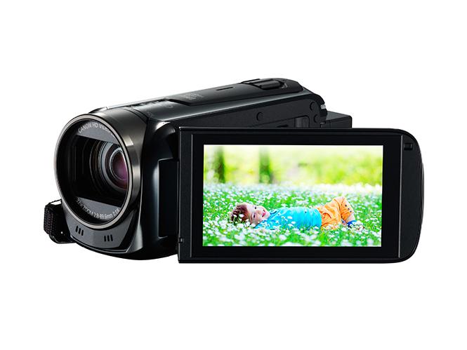 LEGRIA HF R56 BLACK FSL w LCD OPEN