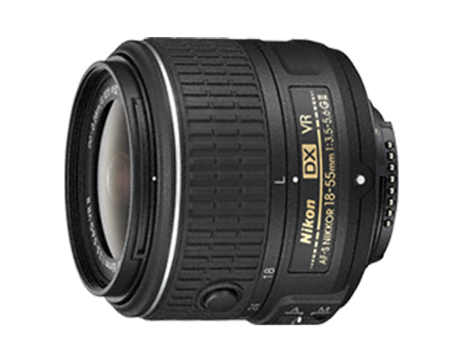 Νέος Nikon 18–55mm f/3.5–5.6 G VR II