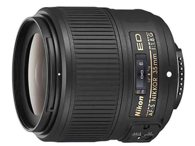 Nikon 18-55mm f/3.5-5.6 G VR-II-lens