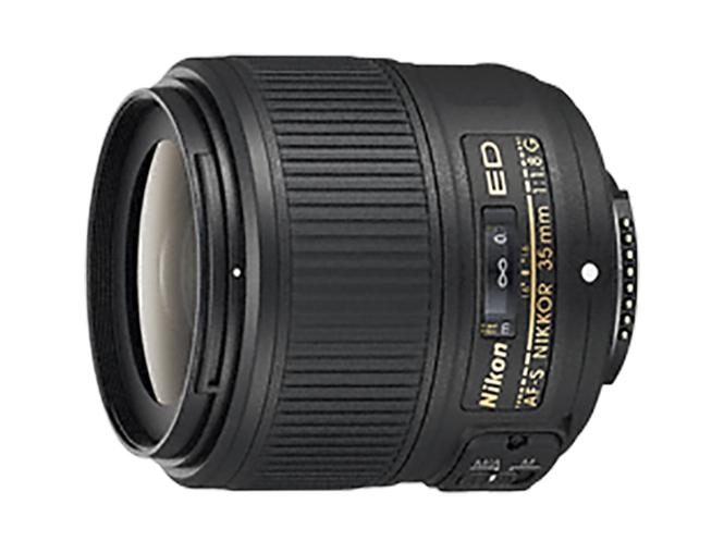 Η Nikon παρουσιάζει τον νέο φακό για Full Frame μηχανές, AF-S NIKKOR 35mm f/1.8G
