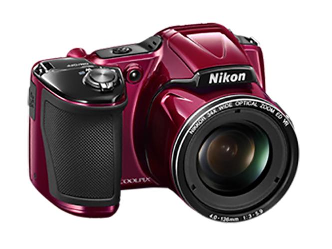 Νέα Nikon Coolpix L830 με 34x zoom και τρεις ακόμα Coolpix στη σειρά L