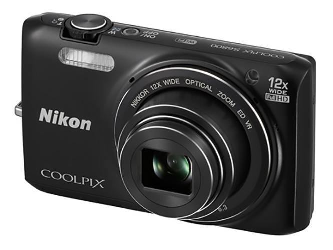 Αναβάθμιση Firmware για τις Nikon Coolpix S5300, Nikon Coolpix S6600 και Nikon Coolpix S6800