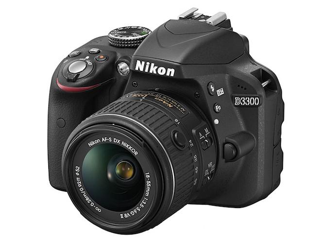 Πρώτες εικόνες της Nikon D3300 και του νέου Nikkor 35mm f/1.8