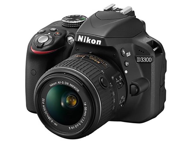 Αναβάθμιση Firmware για τη Nikon D3300
