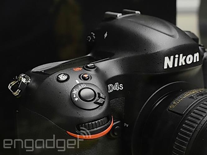 Δείτε τις πρώτες εικόνες της Nikon D4s