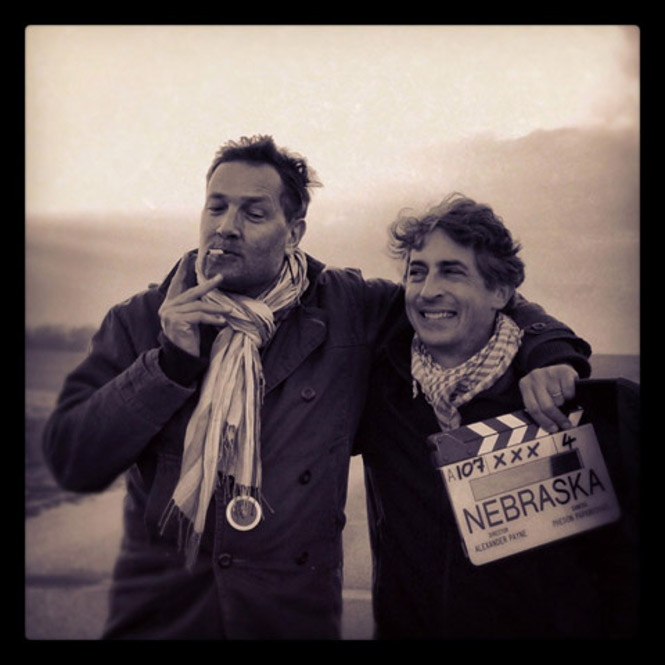OSCAR 2014 Phedon και Alexander Payne