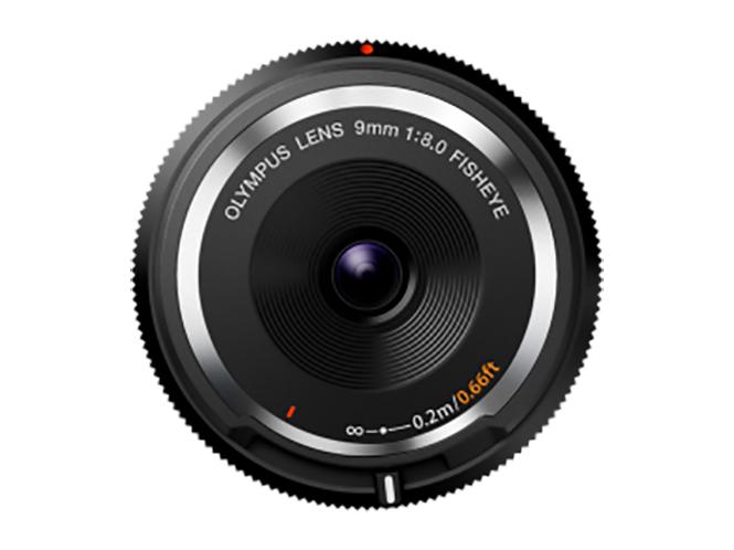 Καπάκι σώματος Olympus 9mm F8 Fish-Eye