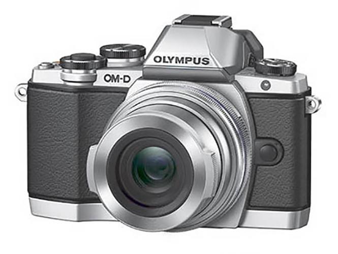 Διέρρρευσε νέα εικόνα της Olympus OM-D E-M10 με το νέο έξυπνο καπάκι