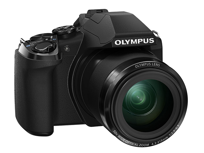 Olympus Stylus SP100