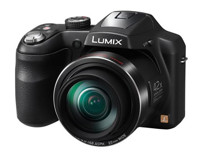 Panasonic Lumix DMC-LZ40, μηχανή με 42x zoom και ανάλυση 20 megapixels