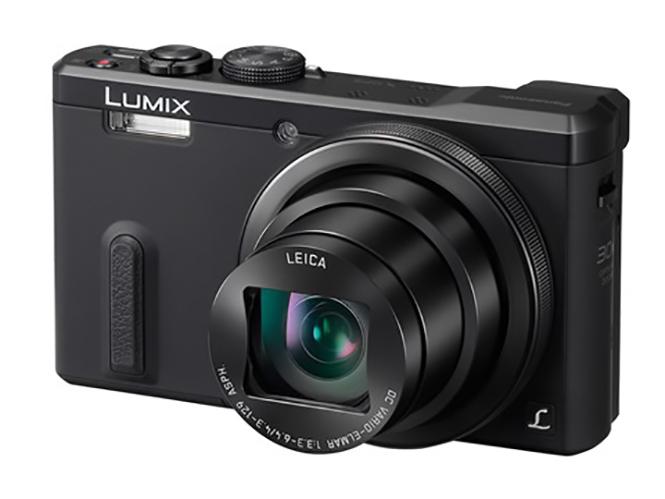 Panasonic Lumix TZ60 με ηλεκτρονικό οφθαλμοσκόπιο και 30x zoom