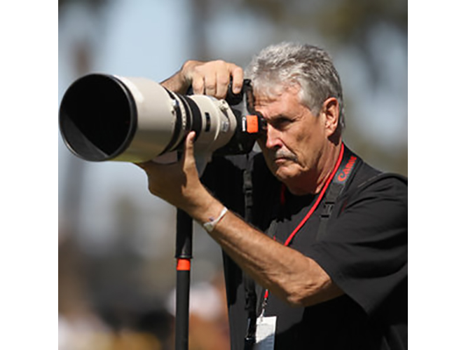 O Peter Read Miller μιλάει για τη φωτογράφιση σπορ