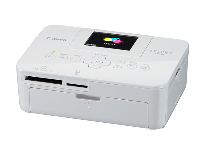 SELPHY CP820 Packshot FSL White