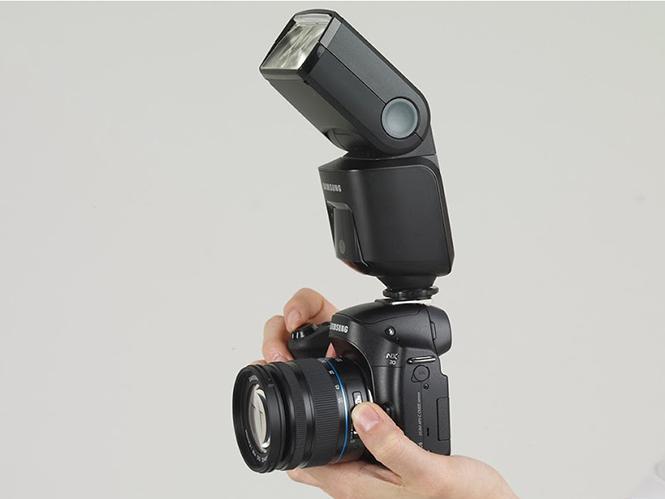 Samsung ED-SEF580A, δείτε τις πρώτες εικόνες του νέου flash