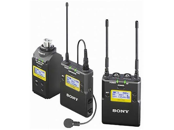 Sony UWP-D, νέα σειρά ασύρματων μικροφώνων για videocameras