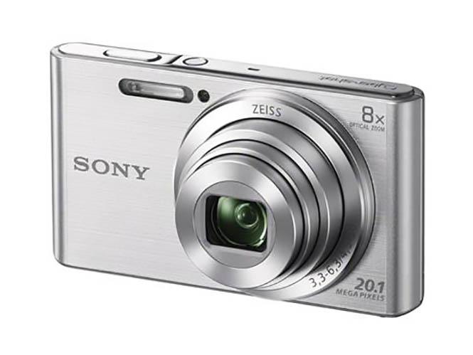 Sony Cyber-shot W830