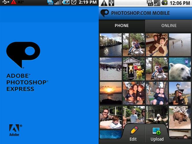 Νέα έκδοση του Adobe Photoshop Express για Android συσκευές