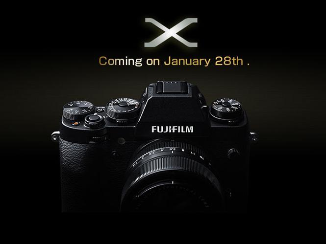 Η Fujifilm αποκαλύπτει την πρώτη εικόνα της νέας Fujifilm X-T1