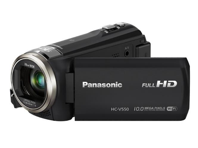 Η Panasonic παρουσιάζει πέντε νέες Full HD videocameras