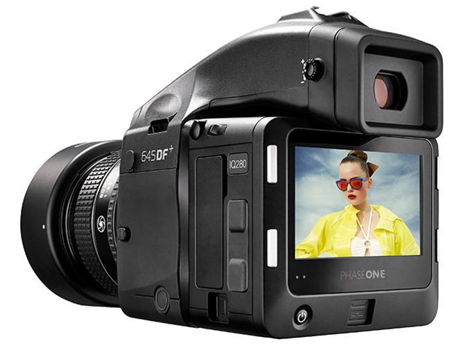 Ψηφιακή πλάτη με αισθητήρα CMOS 50 megapixels από τη PhaseOne