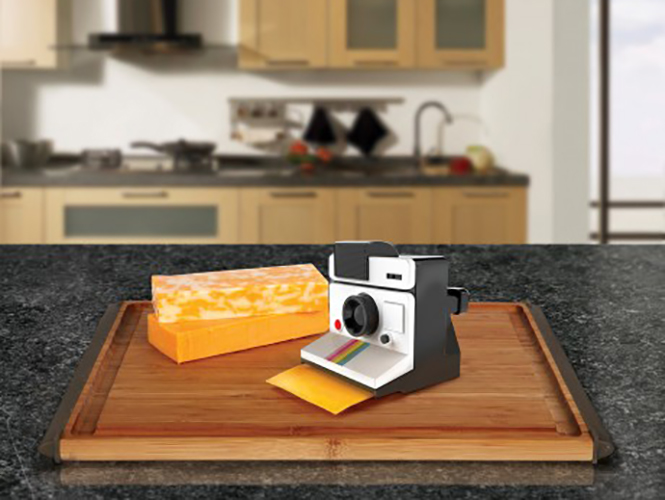 Polaroid cheese
