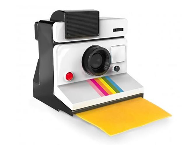 Κόψτε το τυρί σας με μία Polaroid