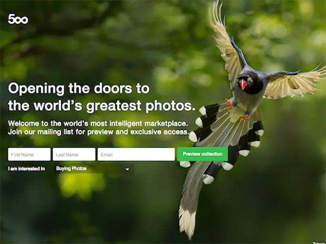 Η 500px μπαίνει στο παιχνίδι πώλησης εικόνων, δίνοντας το 30% στους φωτογράφους