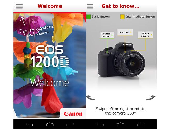 Νέα εφαρμογή EOS Companion από την Canon