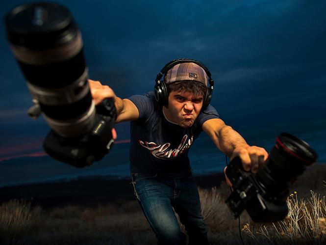 SmugMug Films: ο κινηματογραφιστής Devin Graham αποκαλύπτεται