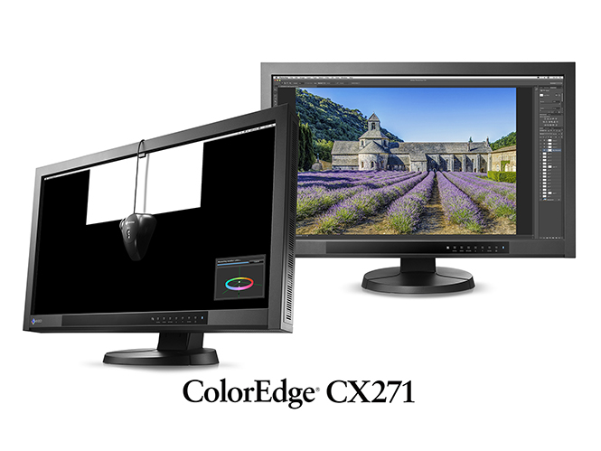 EIZO- ColorEdge CX271