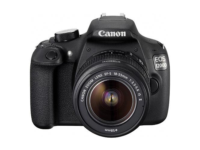 Η Canon EOS 1200D είναι η νέα entry level DSLR της ιαπωνικής εταιρείας