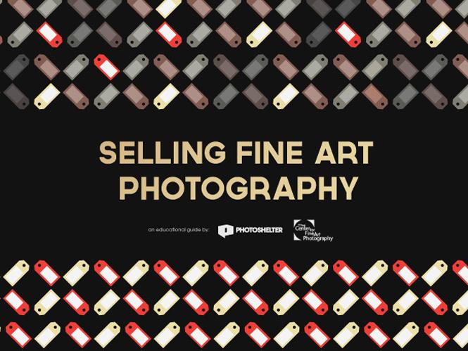Δωρεάν οδηγός για πουλήσετε φωτογραφίες Fine art