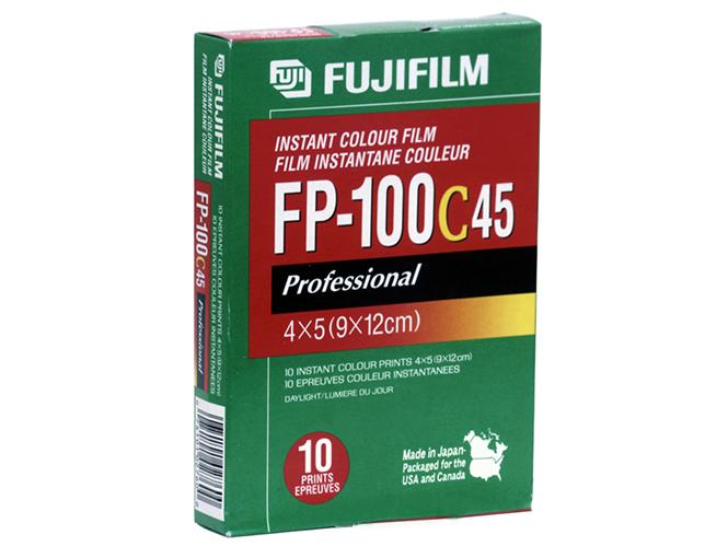 Επίσημα τίτλοι τέλους για τα Fujifilm FP-3000B και Fujifilm FP-100C 45