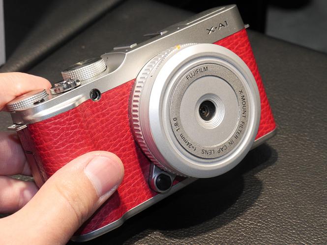 Η Fujifilm παρουσιάζει στο CP+ καπάκι σώματος – φακό και τηλεμετατροπέα