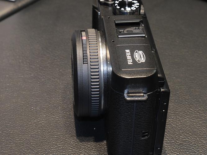 Fujifilm X lens cap